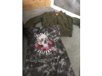 18 items / large Bundle of woman's clothes