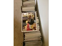 Decanter Magazines