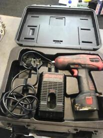 Snap on impact gun 1/2 inch drive used very powerful