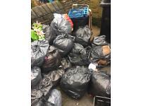 Tip run junk Rubbish removed skip alternative cheaper