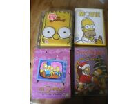 Simpsons DVD bundle