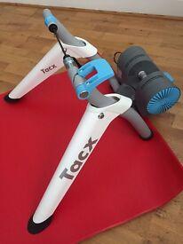 Tacx Vortex Smart Trainer + Elite Training Mat - As new condition