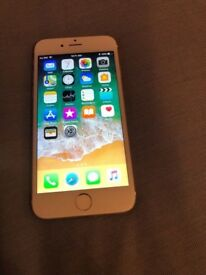 iPhone 6s 16gb Gold - Fully Usable Condition - No Fingerprint