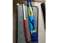 Slazenger Urban Academy Hockey Stick - With Carry Case