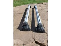 Genuine Audi A6 Avant roofbars for sale