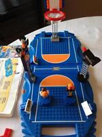 MEGA LEGO SPORT - BASKETBALL IN ITS OWN CASE