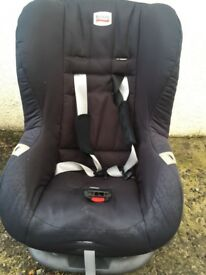Britax Eclipse toddler car seat.