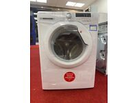 Excellent condition HOOVER 8kg washing machine with 6 months warranty and delivery