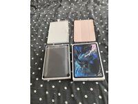 Ipad pro 11 inch plus apple folio case.