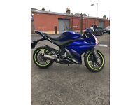 Yamaha yzf r125 sell or swap for car