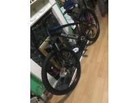 Btwin 520 bike