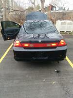 2000 accord. Great condition