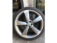 Audi Rotary Alloy Wheels 20inch