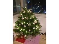 Full set of excellent quality John Lewis Christmas decorations for sale