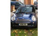 Mini convertible Auto, Nov 07, great little car