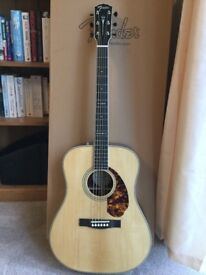 Fender Paramount PM-1 Limited Adirondack Dreadnought, Rosewood - New (Now SOLD to Joe STP)