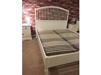 Ikea Hemnes kingside bed and slats