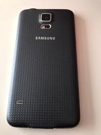 Samsung galaxy s5 black excellent condition