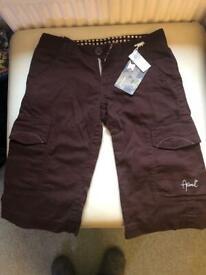 New animal shorts