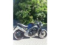 2010 Triumph Speed Triple 15th Anniversary