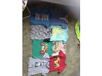 Toddler boy cloths bundle