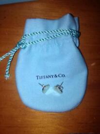 Real Tiffany earrings