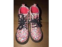 Girls shoes from next size 7