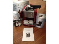 Andrew James espresso maker