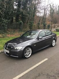 BMW e90 330d M Sport