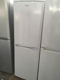 Hotpoint white good looking frost free A-class fridge freezer cheap