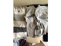 3 timberland t shirts