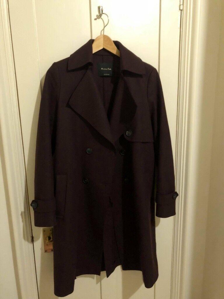 0c62852f510f Massimo Dutti Women s Coat. West End ...