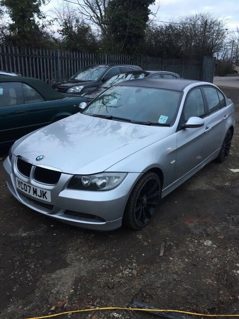 Bmw 3 series 320d automatic 2007 se
