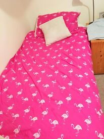 Single Bed. Hardly Used. Great Condition.