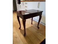 Replica antique side table