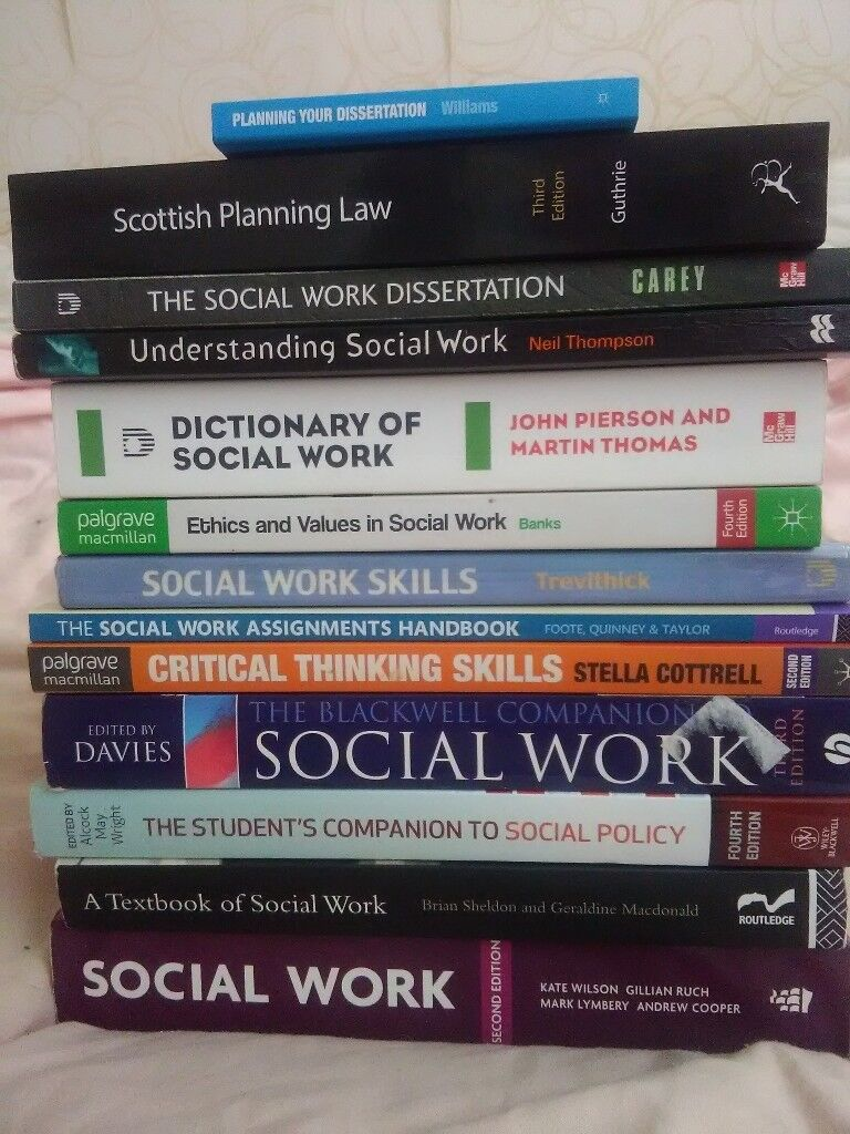 social work courses glasgow
