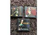 PlayStation 1 games. Boxed ps1 games.