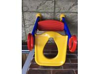 Potty training step/seat
