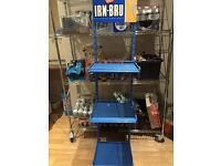 **REDUCED** Drink Display Stand. Irn-Bru. Retail stand