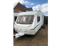Abbey gts vogue 215' 2005 2 berth with full awning and motor mover