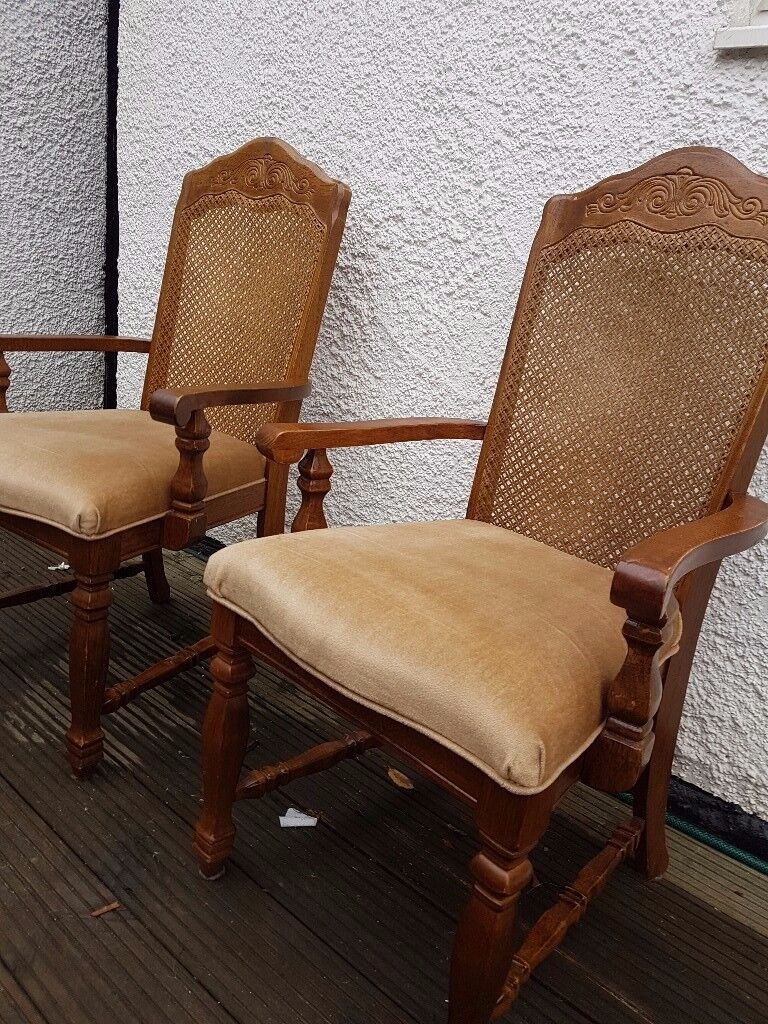Louis style chairs
