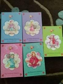 Princess poppy books in bag