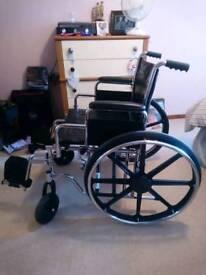 Sentra baritric Wheelchair