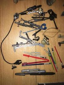 STAR WARS extras/weapons