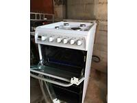 Cannon C50GCWF Freestanding Gas Cooker with Oven