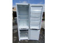 Bush integral Fridge Freezer