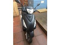 66plate 125cc scooter
