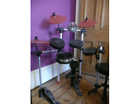 Electric Drum Kit. Session Pro DD501.