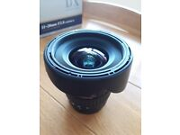Stunning Tokina 11-20mm ultra wide-angle lens f/2.8 for Canon