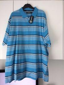 New Hippo Golf Shirt XXL